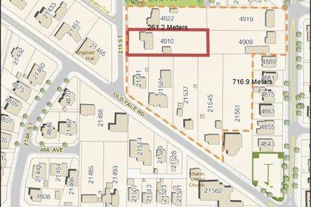 R2311391 - 4910 215 STREET, Murrayville, Langley, BC - House/Single Family