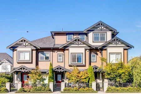 R2311552 - 9 8531 WILLIAMS ROAD, Saunders, Richmond, BC - Townhouse