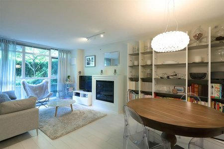 R2311773 - 103 1133 HOMER STREET, Yaletown, Vancouver, BC - Townhouse