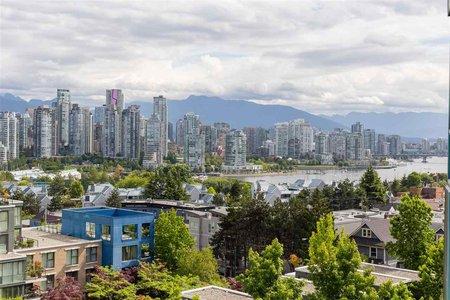 R2311886 - 804 1438 W 7TH AVENUE, Fairview VW, Vancouver, BC - Apartment Unit