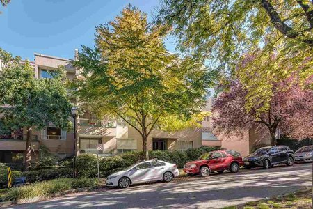 R2311940 - 307 1345 COMOX STREET, West End VW, Vancouver, BC - Apartment Unit