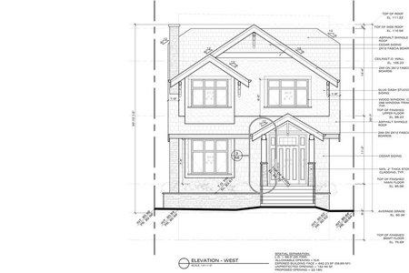 R2312353 - 3390 W 15TH AVENUE, Kitsilano, Vancouver, BC - House/Single Family