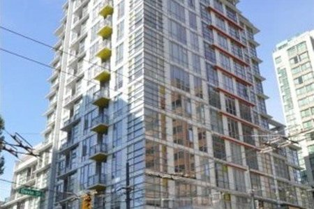 R2312875 - 1001 1205 HOWE STREET, Downtown VW, Vancouver, BC - Apartment Unit