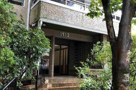 R2312905 - 302 1412 W 14TH AVENUE, Fairview VW, Vancouver, BC - Apartment Unit