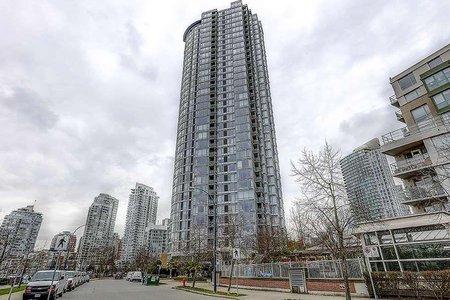 R2312908 - 3706 1033 MARINASIDE CRESCENT, Yaletown, Vancouver, BC - Apartment Unit