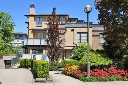 R2313059 - 15 1863 WESBROOK MALL, University VW, Vancouver, BC - Townhouse