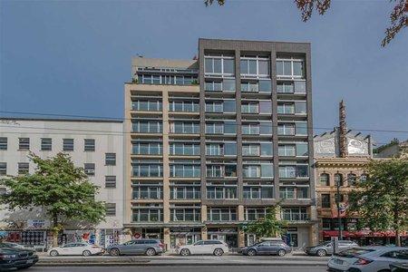 R2313303 - 801 33 W PENDER STREET, Downtown VW, Vancouver, BC - Apartment Unit