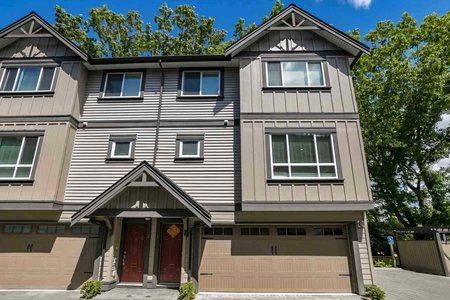R2313529 - 1 10999 STEVESTON HIGHWAY, McNair, Richmond, BC - Townhouse