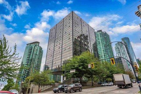 R2313702 - 1301 1333 W GEORGIA STREET, Coal Harbour, Vancouver, BC - Apartment Unit