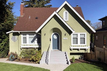 R2313810 - 4151 W 10TH AVENUE, Point Grey, Vancouver, BC - House/Single Family