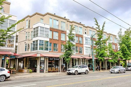 R2313872 - 207 2768 CRANBERRY DRIVE, Kitsilano, Vancouver, BC - Apartment Unit