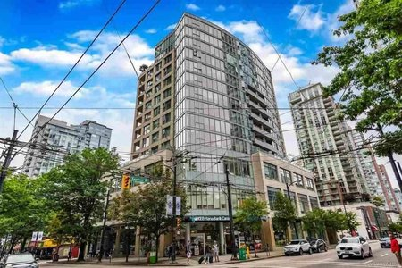 R2314199 - 501 822 SEYMOUR STREET, Downtown VW, Vancouver, BC - Apartment Unit