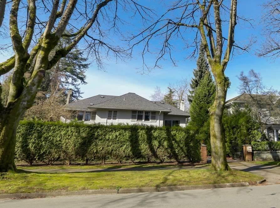 4625 CONNAUGHT DRIVE, Vancouver - R2314362