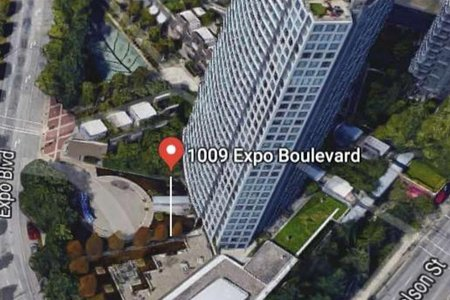 R2314568 - 3507 1009 EXPO BOULEVARD, Yaletown, Vancouver, BC - Apartment Unit