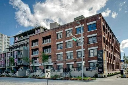 R2314606 - 205 388 W 1ST AVENUE, False Creek, Vancouver, BC - Apartment Unit
