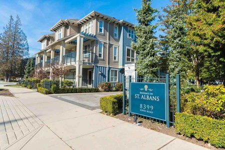 R2314695 - 5 8399 JONES ROAD, Brighouse South, Richmond, BC - Townhouse
