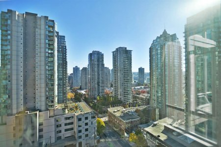 R2314978 - 1504 535 SMITHE STREET, Downtown VW, Vancouver, BC - Apartment Unit