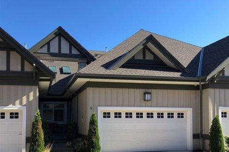 R2315010 - 5 14968 24 AVENUE, Sunnyside Park Surrey, Surrey, BC - Townhouse