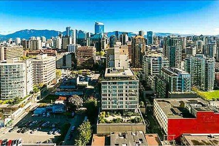R2315069 - 2805 1308 HORNBY STREET, Downtown VW, Vancouver, BC - Apartment Unit