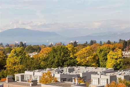 R2315247 - 707 2799 YEW STREET, Kitsilano, Vancouver, BC - Apartment Unit