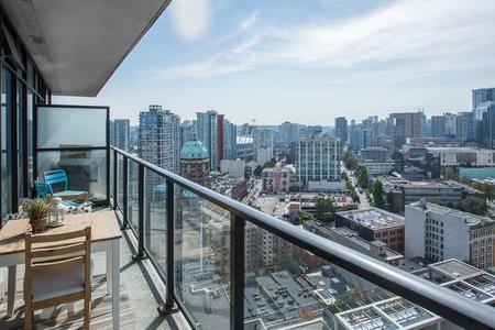 R2315552 - 2706 108 W CORDOVA STREET, Downtown VW, Vancouver, BC - Apartment Unit