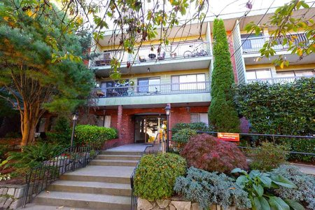 R2315879 - 225 1844 W 7TH AVENUE, Kitsilano, Vancouver, BC - Apartment Unit