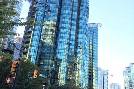 R2315889 - 1103 555 JERVIS STREET, Coal Harbour, Vancouver, BC - Apartment Unit
