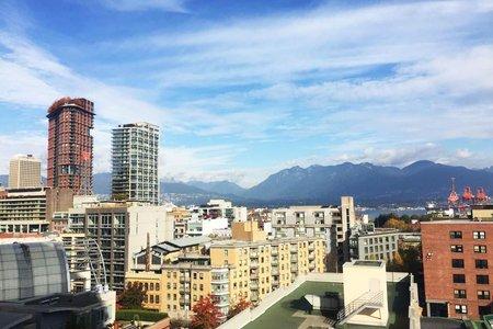 R2316212 - 1205 550 TAYLOR STREET, Downtown VW, Vancouver, BC - Apartment Unit