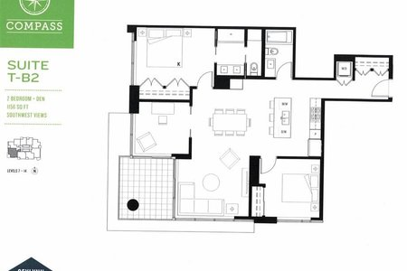 R2316244 - 1006 680 SEYLYNN CRESCENT, Lynn Valley, North Vancouver, BC - Apartment Unit