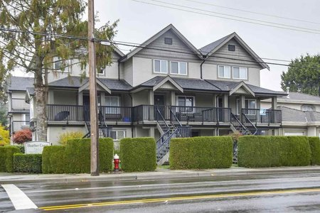 R2316362 - 2 7800 HEATHER STREET, McLennan North, Richmond, BC - Townhouse