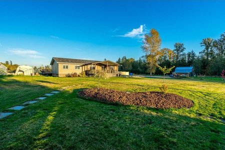 R2316688 - 22475 0 AVENUE, Campbell Valley, Langley, BC - House with Acreage