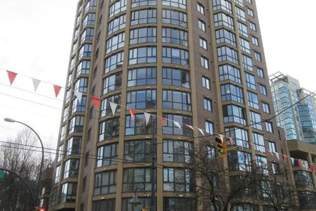 R2316838 - 315 488 HELMCKEN STREET, Yaletown, Vancouver, BC - Apartment Unit