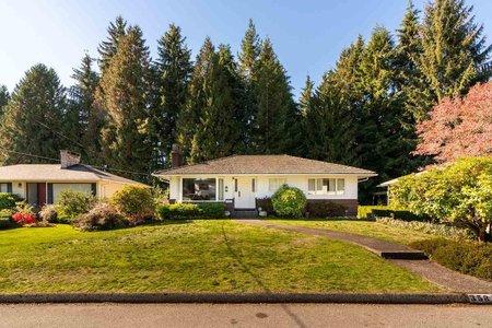 R2316848 - 3581 BLUEBONNET ROAD, Edgemont, North Vancouver, BC - House/Single Family