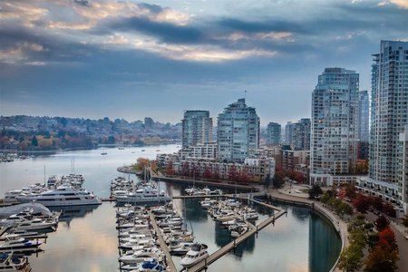 R2317389 - 1908 1033 MARINASIDE CRESCENT, Yaletown, Vancouver, BC - Apartment Unit