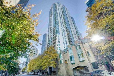 R2317703 - 1302 1238 MELVILLE STREET, Coal Harbour, Vancouver, BC - Apartment Unit