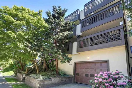 R2317850 - 202 2458 YORK AVENUE, Kitsilano, Vancouver, BC - Apartment Unit
