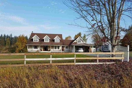 R2317930 - 23873 12 AVENUE, Campbell Valley, Langley, BC - House with Acreage
