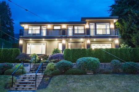 R2317946 - 2211 NELSON AVENUE, Dundarave, West Vancouver, BC - House/Single Family