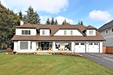 R2317978 - 23963 36A AVENUE, Campbell Valley, Langley, BC - House/Single Family