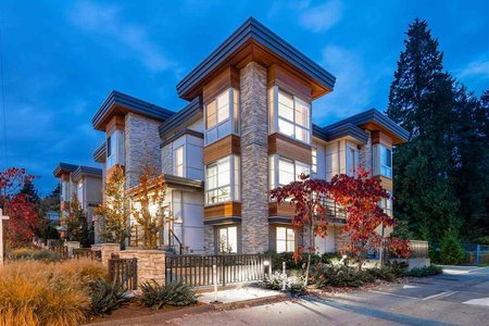 R2318171 - 6 3022 SUNNYHURST ROAD, Lynn Valley, North Vancouver, BC - Townhouse