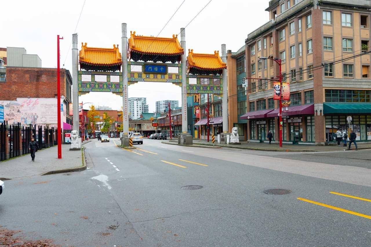 704 33 W PENDER STREET, Vancouver - R2318189