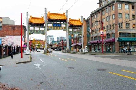 R2318189 - 704 33 W PENDER STREET, Downtown VW, Vancouver, BC - Apartment Unit