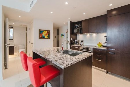 R2318208 - 1401 1028 BARCLAY STREET, West End VW, Vancouver, BC - Apartment Unit