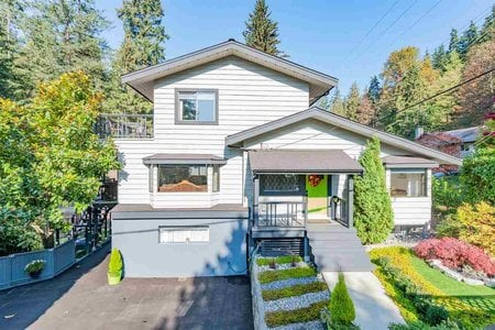 R2318218 - 1907 PARKSIDE LANE, Deep Cove, North Vancouver, BC - House/Single Family