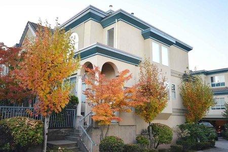 R2318233 - 6 8300 JONES ROAD, Brighouse South, Richmond, BC - Townhouse