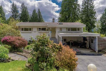 R2318249 - 819 PROSPECT AVENUE, Canyon Heights NV, North Vancouver, BC - House/Single Family