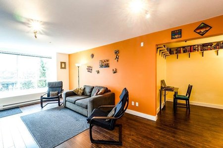 R2318640 - 309 1111 LYNN VALLEY ROAD, Lynn Valley, North Vancouver, BC - Apartment Unit