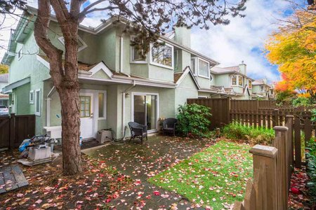 R2318926 - 44 12020 GREENLAND DRIVE, East Cambie, Richmond, BC - Townhouse