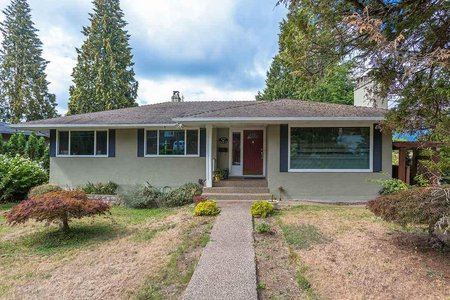 R2318963 - 4791 RANGER AVENUE, Canyon Heights NV, North Vancouver, BC - House/Single Family