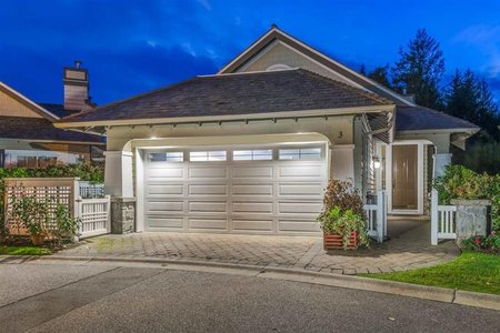 R2319245 - 3 5130 ASHFEILD ROAD, Upper Caulfeild, West Vancouver, BC - House/Single Family